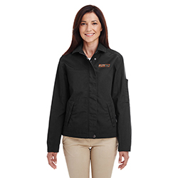 HARRITON LADIES' AUXILIARY CANVAS WORK JACKET